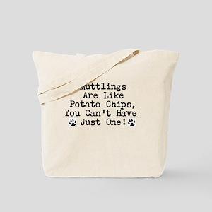 Muttlings Are Like... Tote Bag