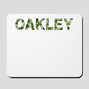 Oakley, Vintage Camo, Mousepad