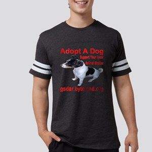 adoptadog_transparent Mens Football Shirt
