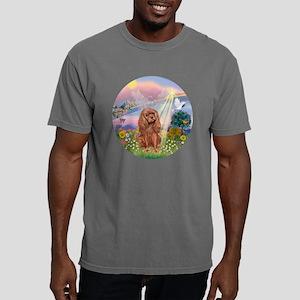 R-CloudAngel-RubyCavalie Mens Comfort Colors Shirt