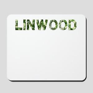 Linwood, Vintage Camo, Mousepad