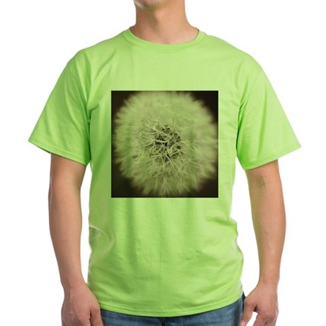 Make a wish. Green T-Shirt