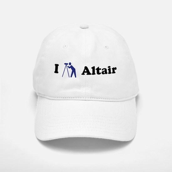 I Stargaze Altair Baseball Baseball Cap