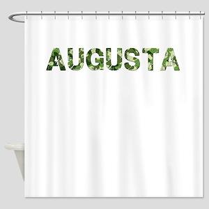 Augusta, Vintage Camo, Shower Curtain