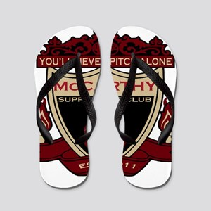 e106009701a8e5 Baseball Fun Stuffs Flip Flops - CafePress