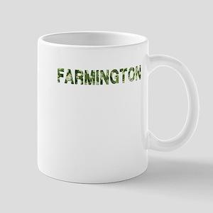 Farmington, Vintage Camo, Mug