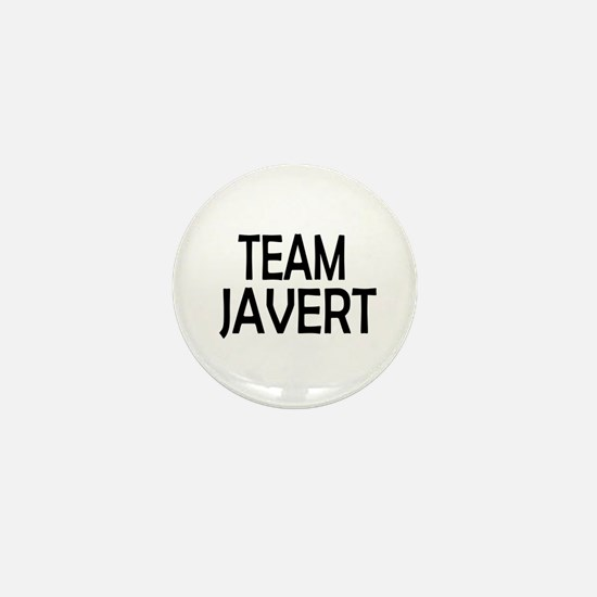 Team Javert Mini Button