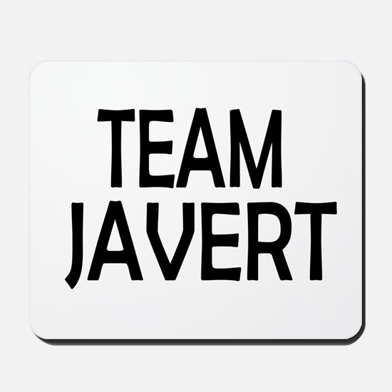 Team Javert Mousepad