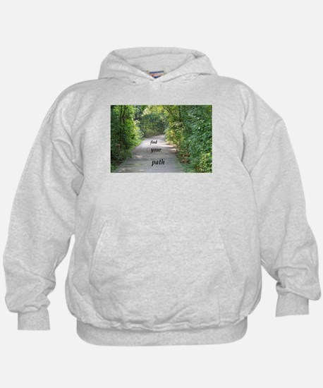 find your path Hoodie