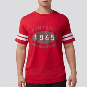 1945 Vintage Mens Football Shirt