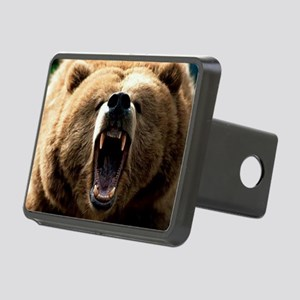 Grizzzly Rectangular Hitch Cover