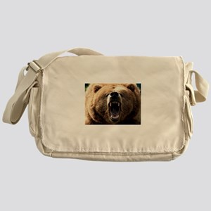 Grizzzly Messenger Bag