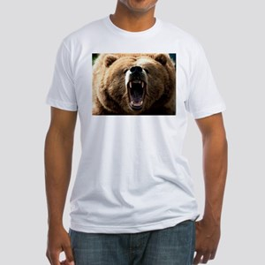 Grizzzly Fitted T-Shirt