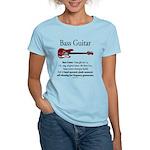 Bass Guitar LFG Women's Light T-Shirt