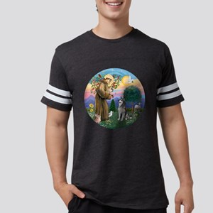 St Francis (R) - Alaskan Malam Mens Football Shirt