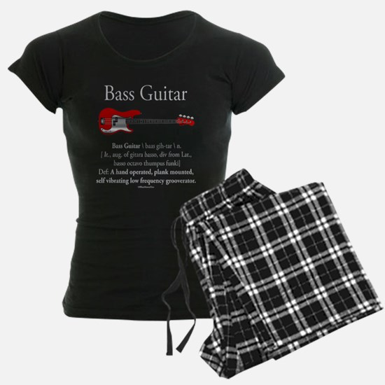 Bass Guitar LFG Pajamas