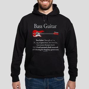 Bass Guitar LFG Hoodie (dark)