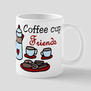 Coffee Cup Friends Mug