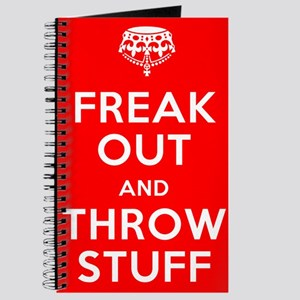 Freak Out and Throw Stuff Journal