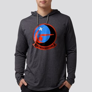vfa194 Mens Hooded Shirt