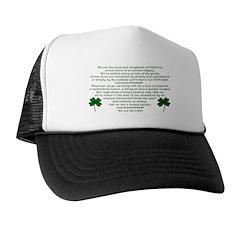 We Are the Irish Trucker Hat