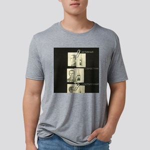 Alcohol Mens Tri-blend T-Shirt