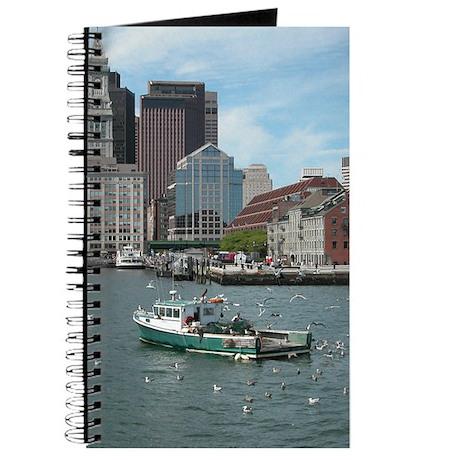 Boston Fishing Journal