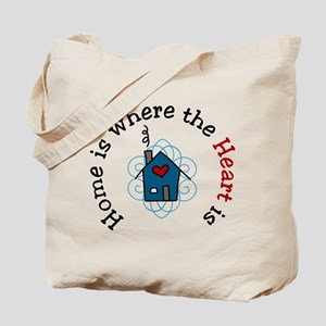 The Heart Is Tote Bag