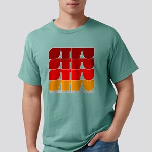 STFU teeshirts Mens Comfort Colors Shirt