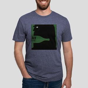 Alcohol2 Mens Tri-blend T-Shirt