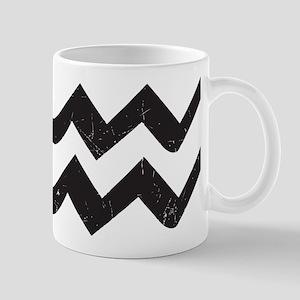 Aquarius Symbol Mug