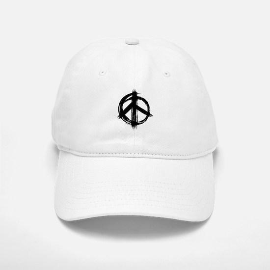 Peace Sign Baseball Baseball Cap