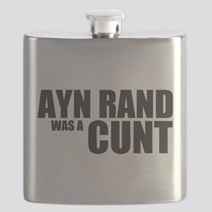 Ayn Rand was a Cunt Flask