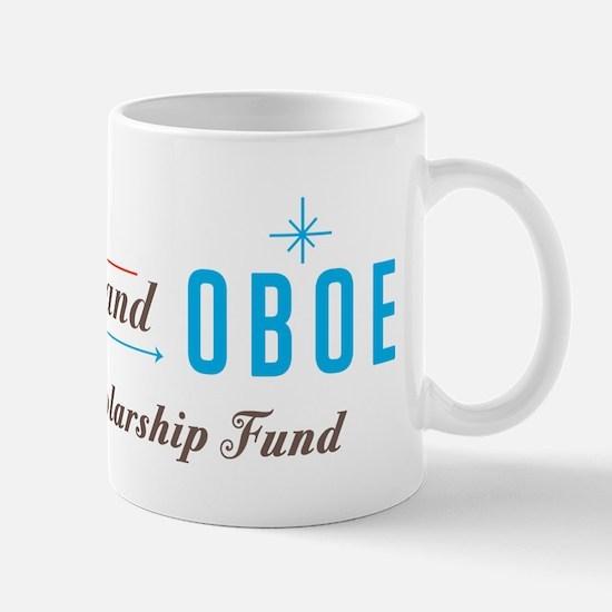 Onny and Oboe Mug