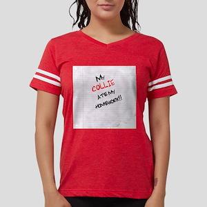 colliehome Womens Football Shirt