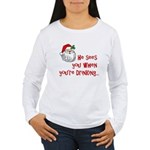 He Sees You Women's Long Sleeve T-Shirt