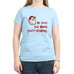 He Sees You Women's Light T-Shirt