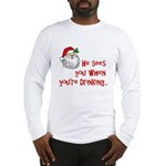 He Sees You Long Sleeve T-Shirt