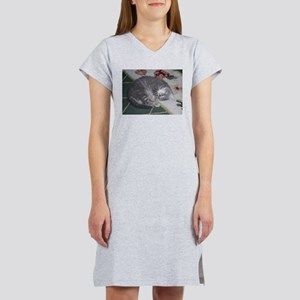 Gracie Sleeping Women's Nightshirt
