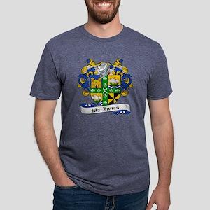 MacInnes Family Mens Tri-blend T-Shirt
