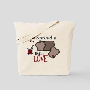 Spread Love Tote Bag