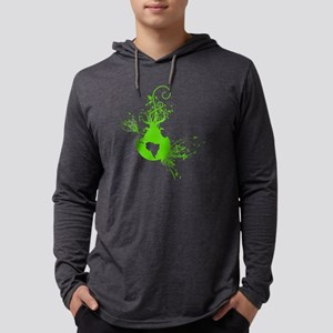 earthvines Mens Hooded Shirt