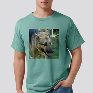 GermanShepard10x10 Mens Comfort Colors Shirt