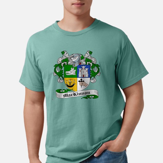 MacKinnon Family Mens Comfort Colors Shirt