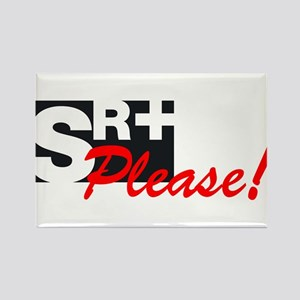 SR+ please copy Rectangle Magnet