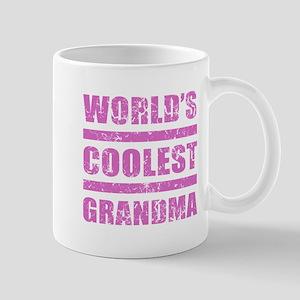 World's Coolest Grandma Mug