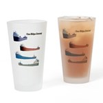 One Ships Journey Drinking Glass