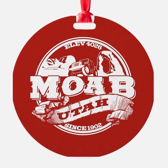 Moab Old Circle Ornament
