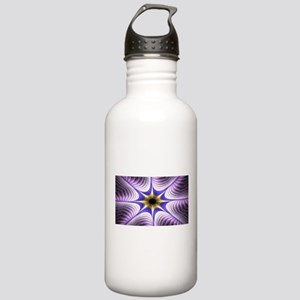 Purple Spider Stainless Water Bottle 1.0L