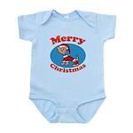 Merry Christmas Pup Infant Bodysuit